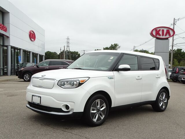 2017 Kia Soul EV EV South Attleboro MA