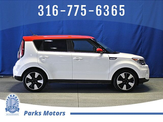2017 Kia Soul Plus Wichita KS