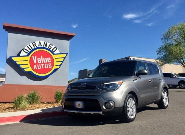 2017 Kia Soul Plus Durango CO
