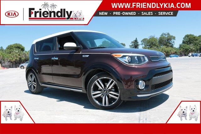 2017 Kia Soul Plus New Port Richey FL