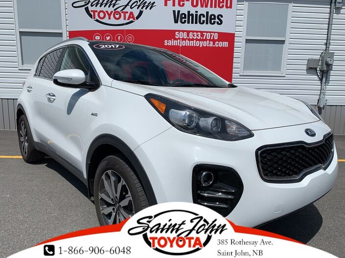 2017 Kia Sportage EX -- SALE PRICE!! Saint John NB