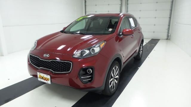 2017 Kia Sportage EX AWD Manhattan KS