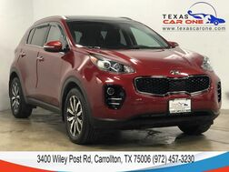 2017_Kia_Sportage_EX AWD NAVIGATION PANORAMA HARMAN KARDON LEATHER REAR CAMERA KEY_ Carrollton TX