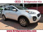 2017 Kia Sportage EX AWD, Premium Package, Rear-View Camera, Blind Spot Monitor, Touch Screen Audio, Android Auto Integration, UVO eServices, Heated Leather Seats, Panorama Sunroof, 18-Inch Alloy Wheels,