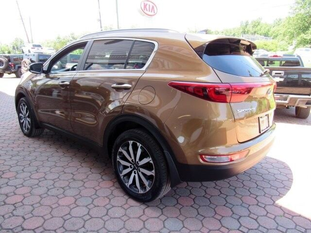 2017 Kia Sportage EX AWD, Premium Package, Rear-View Camera, Blind Spot Monitor, Touch Screen Audio, Bluetooth Technology, Heated Leather Seats, Panorama Sunroof, HID Headlights, 18-Inch Alloy Wheels, Bridgewater NJ