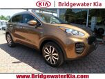 2017 Kia Sportage EX AWD, Premium Package, Rear-View Camera, Blind Spot Monitor, Touch Screen Audio, Bluetooth Technology, Heated Leather Seats, Panorama Sunroof, HID Headlights, 18-Inch Alloy Wheels,