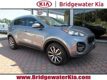 2017_Kia_Sportage_EX AWD, Remote Keyless Entry, Rear-View Camera, Touch Screen Audio, UVO eServices, Bluetooth Technology, Heated Leather Seats, Split Folding Rear Seats, HID Headlights, 18-Inch Alloy Wheels,_ Bridgewater NJ