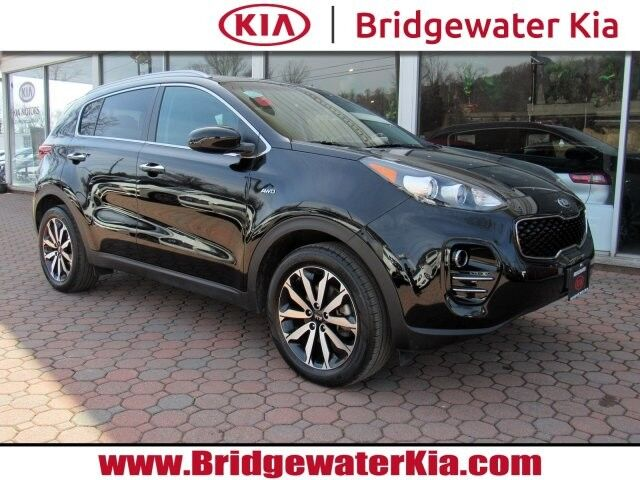 2017 Kia Sportage EX AWD, Smart Key Technology, Touch-Screen Audio Display, Rear-View Camera, Apple CarPlay & Android Auto Integration, UVO eServices, Heated Leather Seats, 18-Inch Alloy Wheels, Bridgewater NJ
