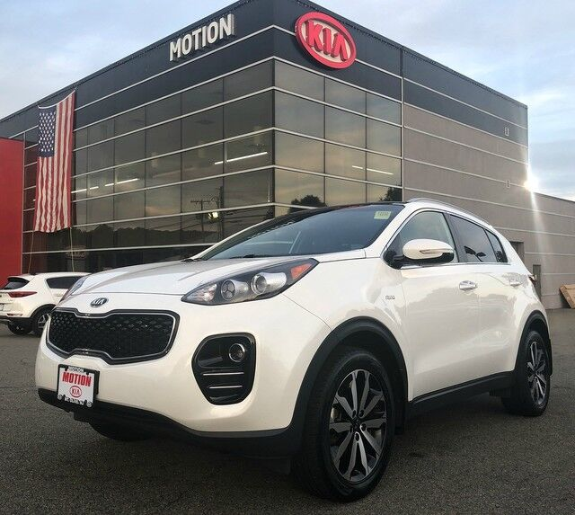 2017 Kia Sportage EX Hackettstown NJ