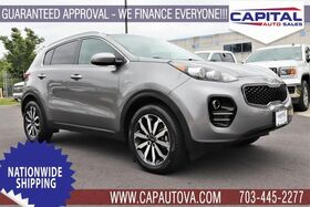 2017_Kia_Sportage_EX_ Chantilly VA