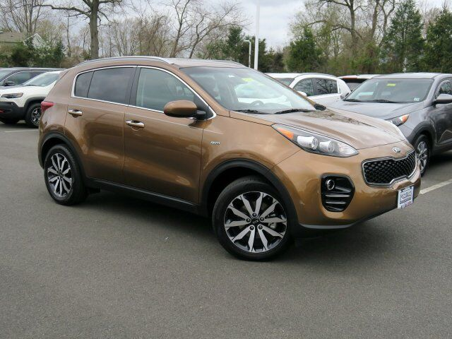 2017 Kia Sportage EX Egg Harbor Township NJ