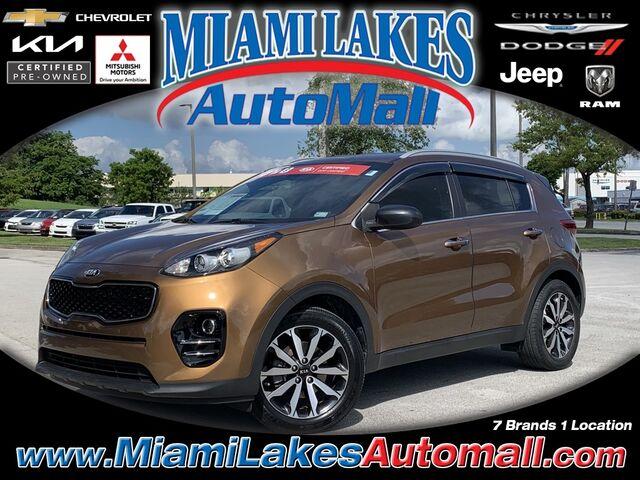 2017 Kia Sportage EX Miami Lakes FL