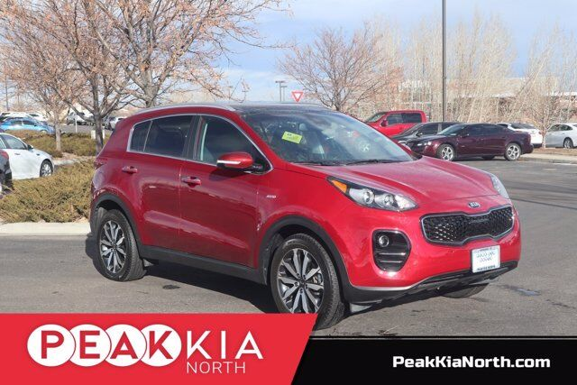 2017 Kia Sportage EX Windsor CO