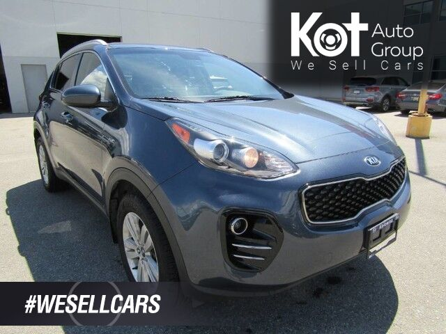 2017 Kia Sportage LX, BACK-UP CAMERA!! HEATED SEATS!! Kelowna BC