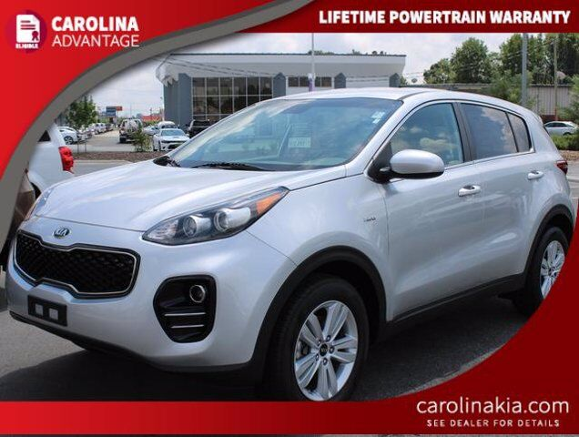 2017 Kia Sportage LX High Point NC