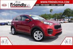 2017_Kia_Sportage_LX_ New Port Richey FL