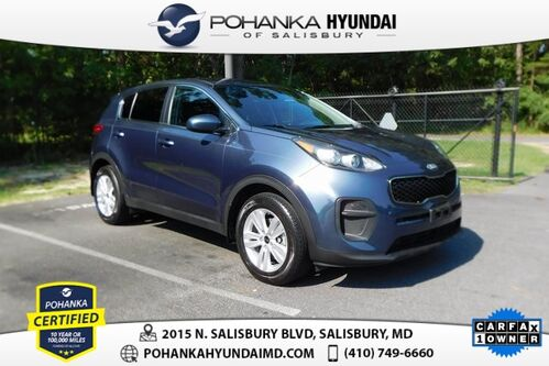 2017_Kia_Sportage_LX **ONE OWNER**KEYLESS ENTRY**_ Salisbury MD