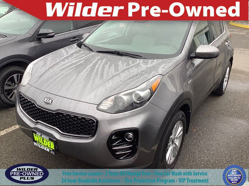 2017 Kia Sportage LX Port Angeles WA