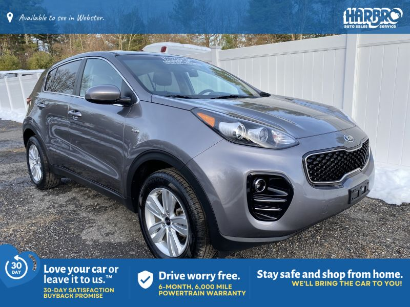2017 Kia Sportage LX Webster MA