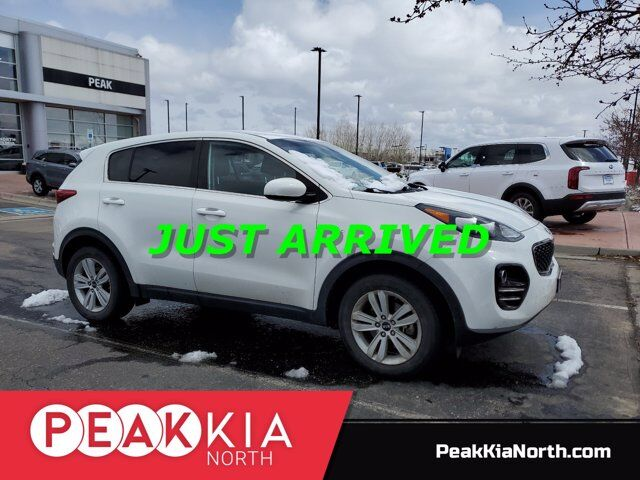 2017 Kia Sportage LX Windsor CO
