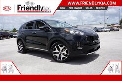 2017_Kia_Sportage_SX_ New Port Richey FL