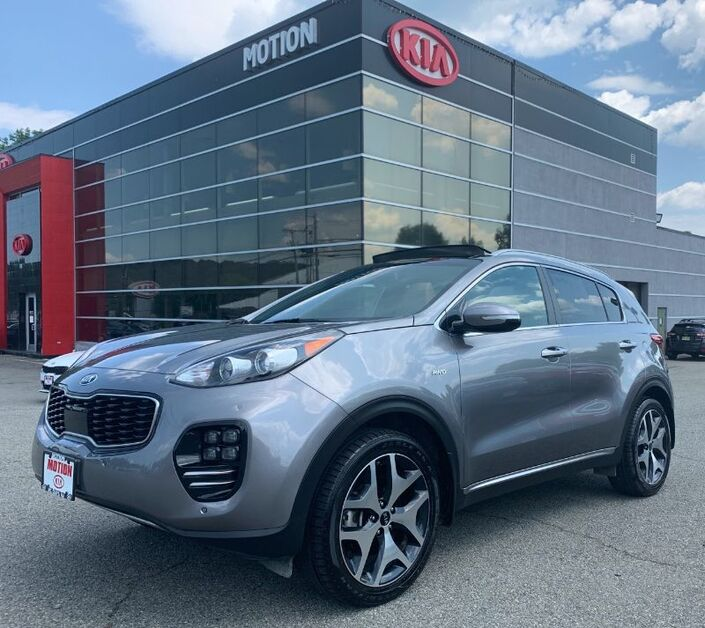 2017 Kia Sportage SX Turbo Hackettstown NJ