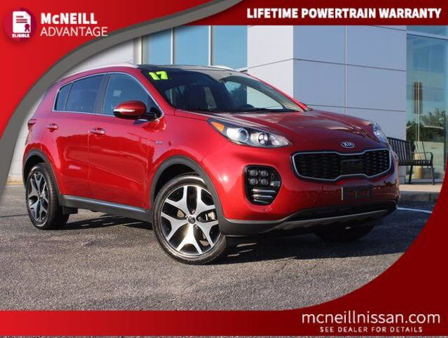 2017 Kia Sportage SX Turbo High Point NC
