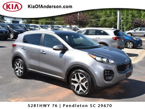 2017_Kia_Sportage_SX Turbo_ Greenville SC