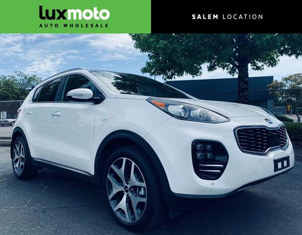 2017_Kia_Sportage_SX Turbo_ Portland OR