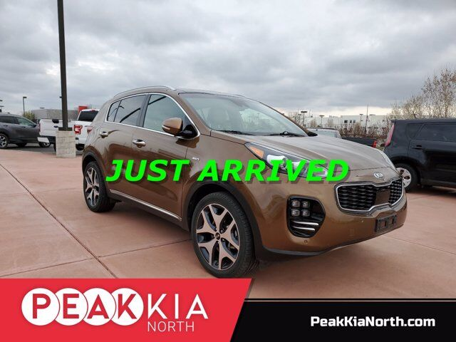 2017 Kia Sportage SX Turbo Windsor CO