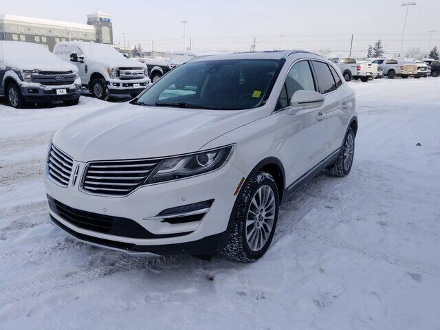 2017 LINCOLN MKC RESERVE AWD WITH TECH PKG Calgary AB