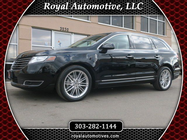 2017 LINCOLN MKT  Englewood CO