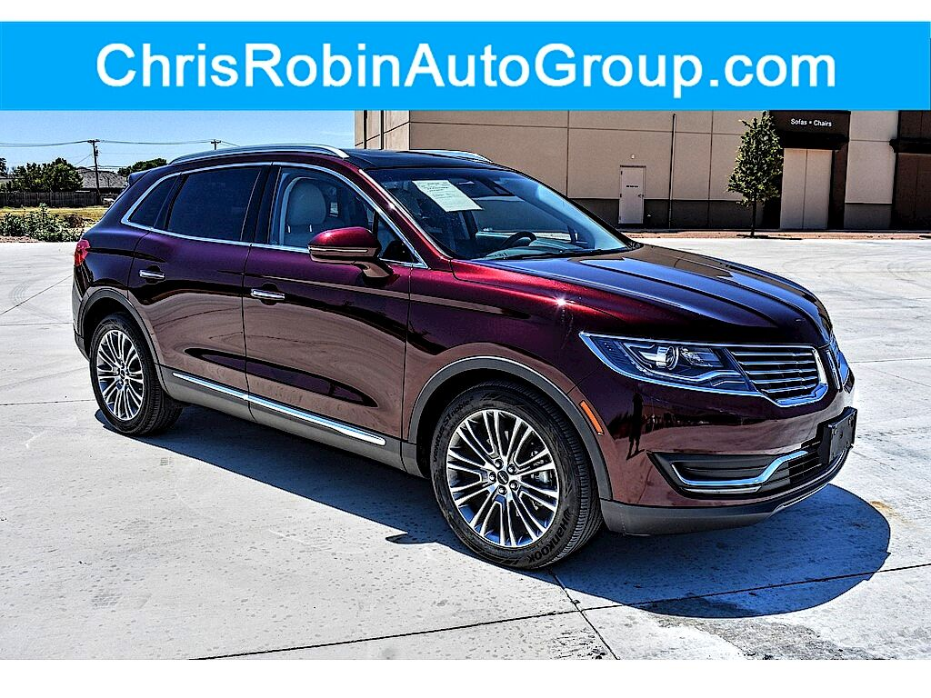 2017 LINCOLN MKX Reserve FWD Midland TX