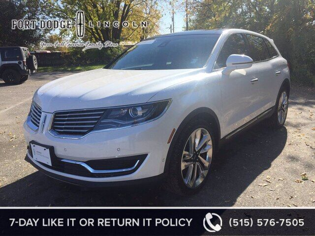 2017 LINCOLN MKX Reserve Fort Dodge IA