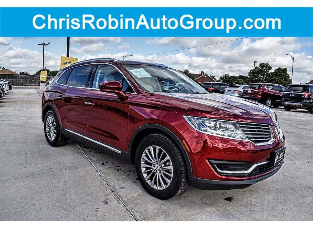 2017 LINCOLN MKX SELECT FWD Odessa TX