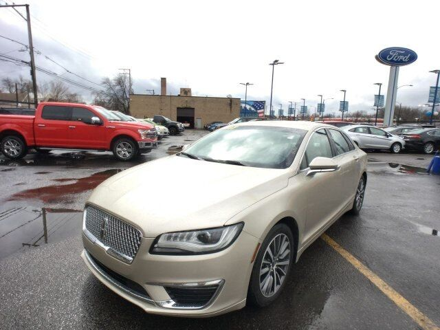 2017 LINCOLN MKZ Hybrid Premiere Chicago IL