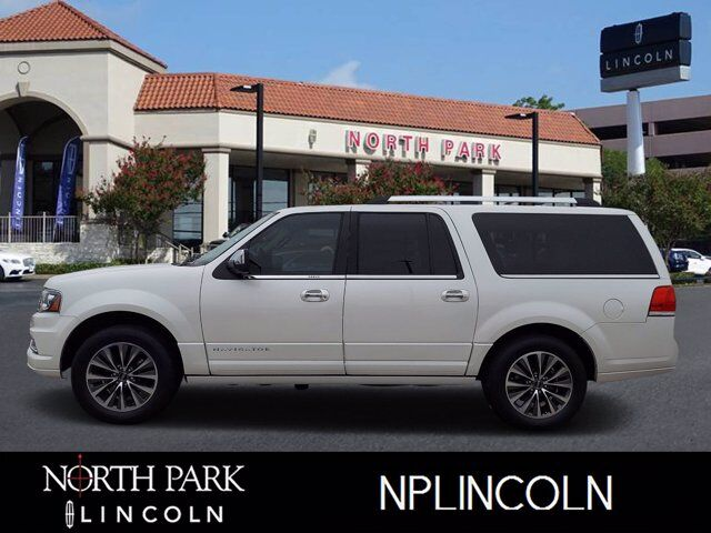 2017 LINCOLN Navigator L Select San Antonio TX