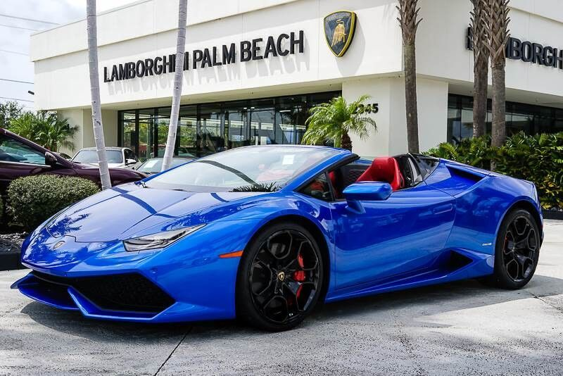 Lamborghini Palm Beach Staff