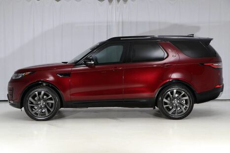 Land Rover Discovery 4WD HSE 7-Passenger 2017
