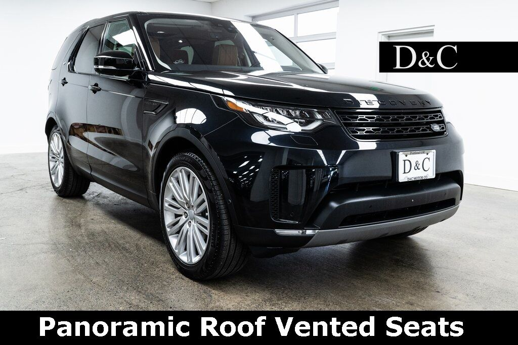 2017 Land Rover Discovery First Edition Panoramic Roof Vented Seats Portland OR