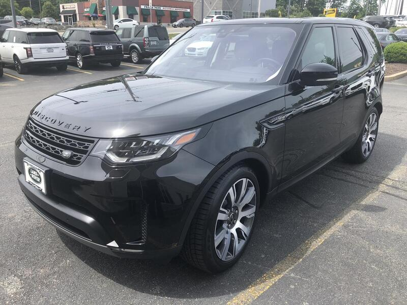 2017_Land Rover_Discovery_HSE *** NEW ***_ Warwick RI