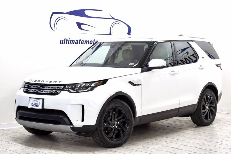 2017 Land Rover Discovery HSE-7 Seat Package Midlothian VA