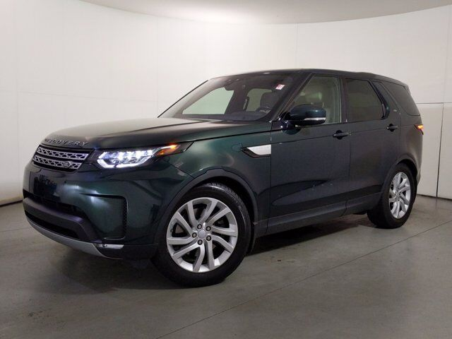 2017 Land Rover Discovery HSE Cary NC