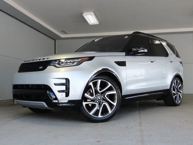 2017 Land Rover Discovery HSE Luxury Mission KS