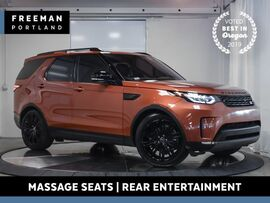 2017 Land Rover Discovery HSE Luxury AWD 3rd Row Pano Blind Spot Assist