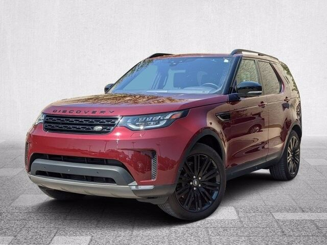 2017 Land Rover Discovery HSE Luxury San Antonio TX