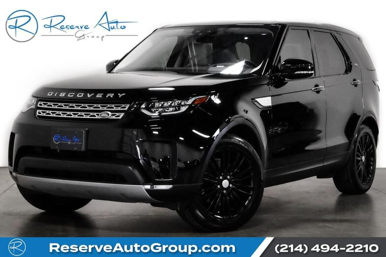 2017 Land Rover Discovery HSE Luxury HeadsUp Massage Seats VisionAssist The Colony TX