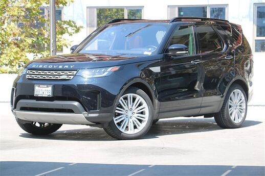 2017 Land Rover Discovery HSE Luxury Redwood City CA