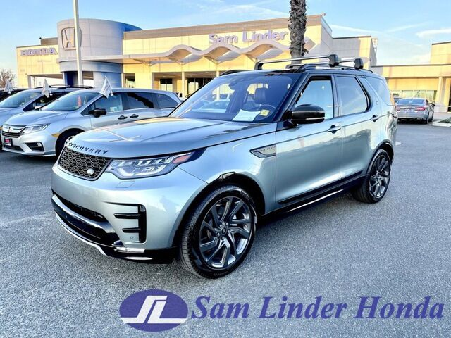 2017 Land Rover Discovery HSE Luxury Salinas CA