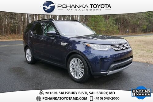 2017_Land Rover_Discovery_HSE Luxury_ Salisbury MD